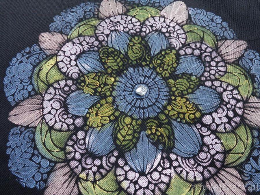Torba bawełniana - w kolorach