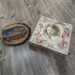 Zdjęcie na plastrze drewna - 2