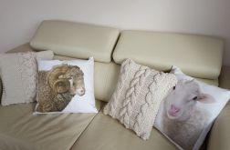 Komplet dwóch poduszek