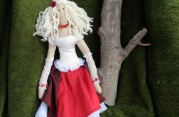 Blond Hiszpanka