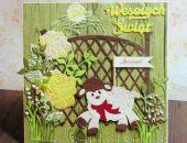 Karteczka Wielkanoc VIII