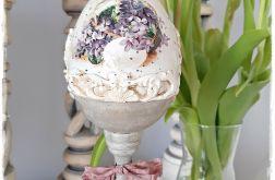 Jajko na nóżce 20 cm - 6