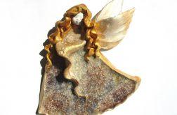 Anioł ceramiczny Alicja 25 chrzest ślub