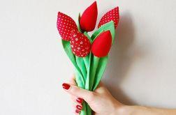 Tulipany czerwone 5