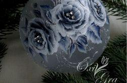 Srebrna róża