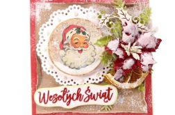 #713 - KARTKA, Boże Narodzenia, świąteczna