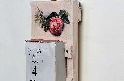 Zawieszka na kalendarz zdzierak z wieszakami #1