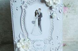 Ślubna  MŁODA PARA