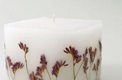 Świeczka ozdobna Florka - zatrwian