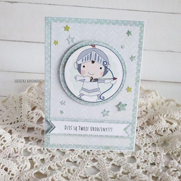 Kartka urodzinowa dla dziecka, 560