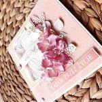 Kartka Ślubna w pudełku -
