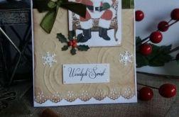 Wesołych Świąt z Mikołajem