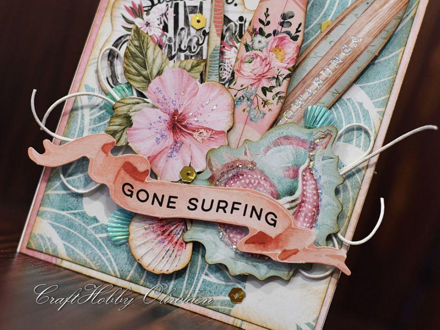 Gone Surfing - dla surfera
