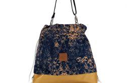 Plecak/torba Mili Funny Bag - granatowy
