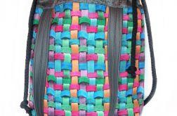 Torebka damska torba shopper 3D kolor