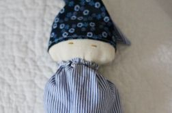 Bawełniana lalka przytulanka