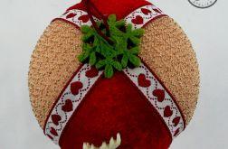 Bombka w tkaninie (10)