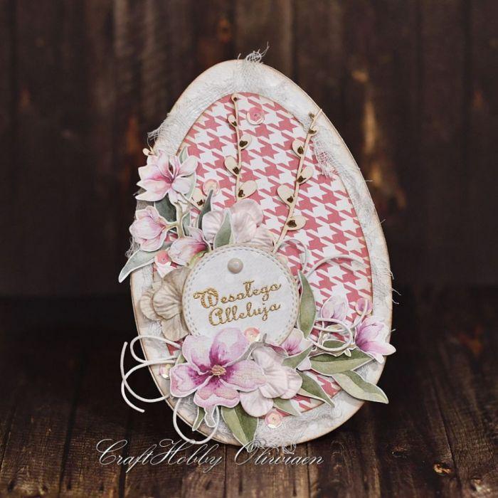 Wielkanocna pisanka z baziami I