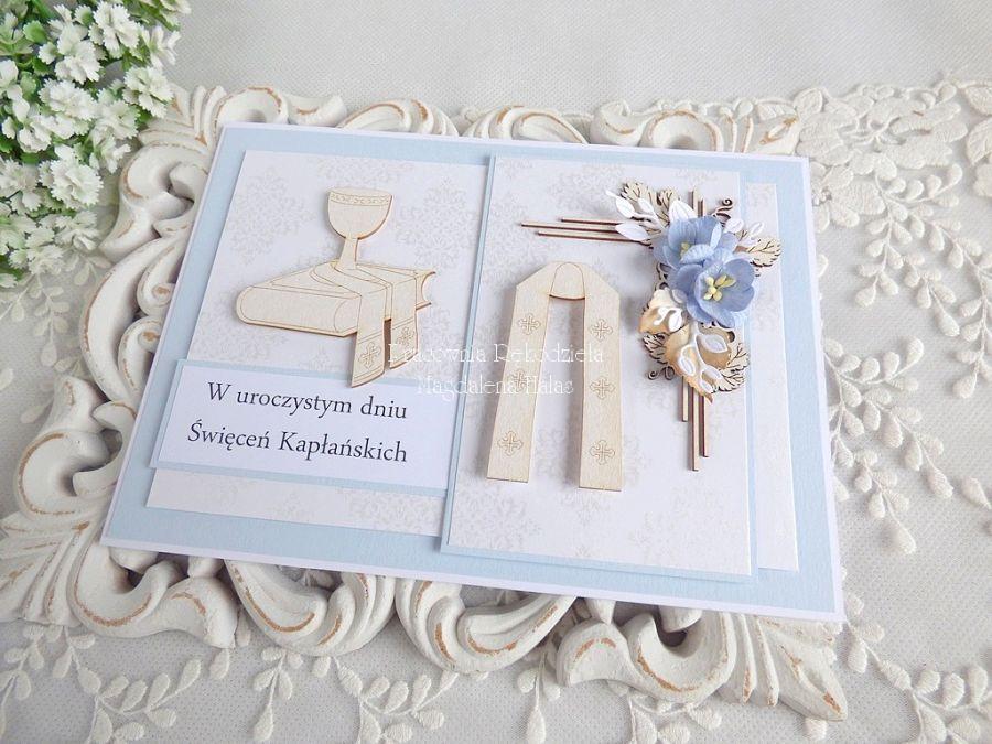 Kartka z okazji Święceń Kapłańskich 50 -