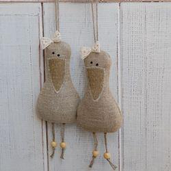 Lniane kaczki