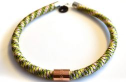 Naszyjnik SUMMER ADVENTURE - model Green Snake