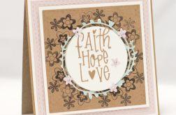 Wiara Nadzieja Miłość KS18009