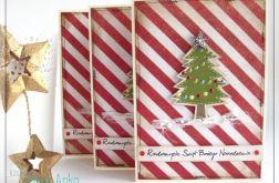 Kartka świąteczna z choinką 6