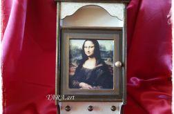 Szafka na klucze - Mona Lisa