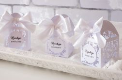 Ażurowe pudełeczka - specjalne zamówienie