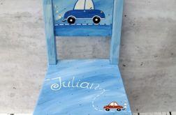 krzesełko z imieniem