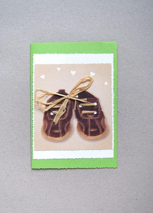 Kartka  - narodziny dziecka