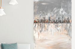 Obraz abstrakcyjny na płótnie 80x60