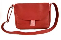 Leather red Ellie
