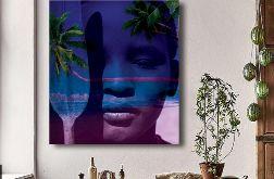 Chłopak z Wyspy - autorski projekt dekoracji