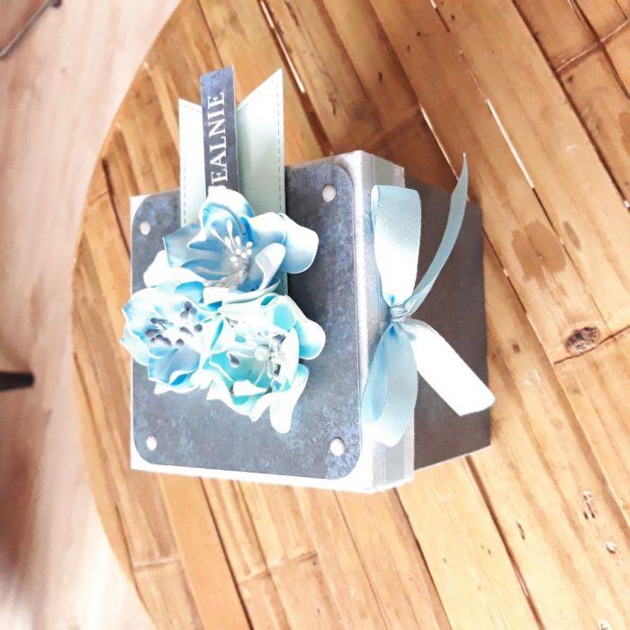 Exploding box z okazji 45 rocznicy ślubu