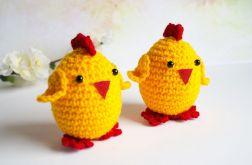 Zestaw 2 kurczaczków wielkanocnych