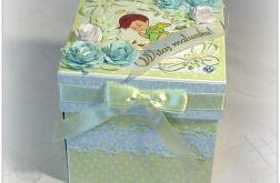 Pudełko z okazji narodzin dziecka