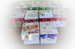 Świąteczne pudełko prezentowe