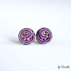 Mini Swirls Violet