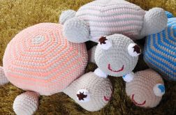 Poduszka żółwik