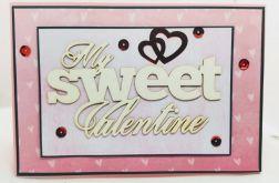 My sewwt Valentine
