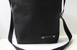 Torba rockowa / listonoszka / torba na ramię