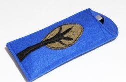 Etui na okulary z drzewem