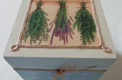 Pudełko na zioła
