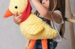 Przytulanka dziecięca kaczuszka