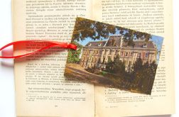 Vintage zakładka do książki - Pszczyna