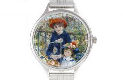 """Zegarek Art z bransoletą """"Dwie siostry"""""""