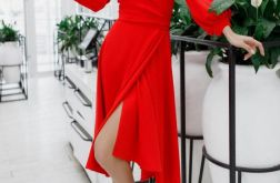 Sukienka kopertowa DOROTEA M