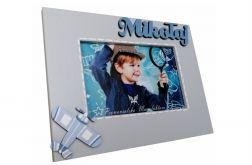 Ramka na zdjęcie -prezent dla chłopca- R01