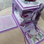 Pani Torebunia - Exploding box na 40-urodziny -